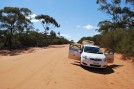 Endless roads in the Wheatbelt