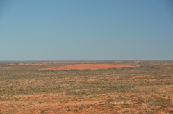 Inselberg with no name, Western Australia