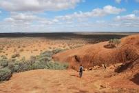 Walga Rock, Australia